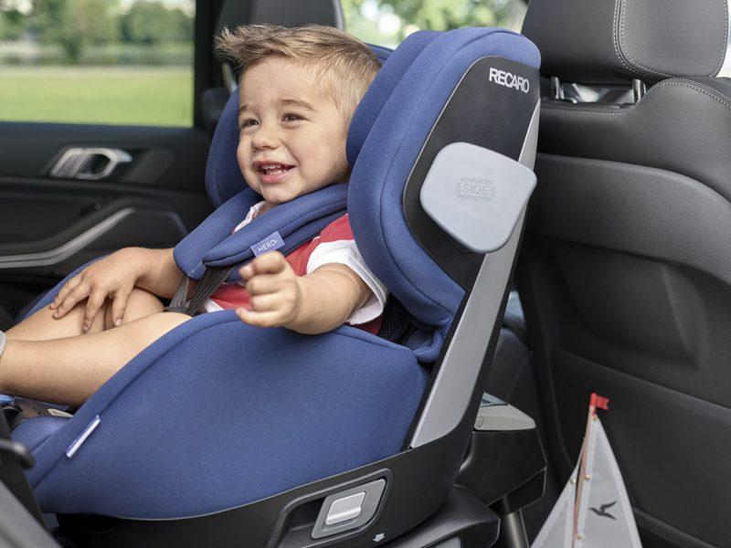 Автосидение в машину ребенку – безопасность и надежность передвижения с малышом